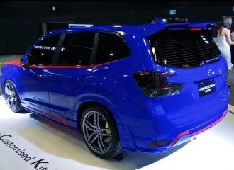 Νέο και «σκανδαλιάρικο» Subaru FUCKS (+video)