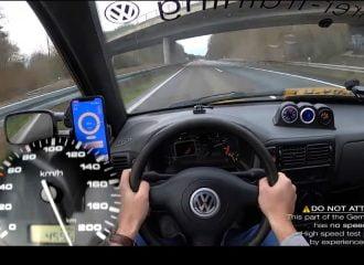 VW Caddy 1.9 TDI είναι πιο γρήγορο από Golf GTD