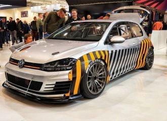 Πανίσχυρο VW Golf με 1000 άλογα!
