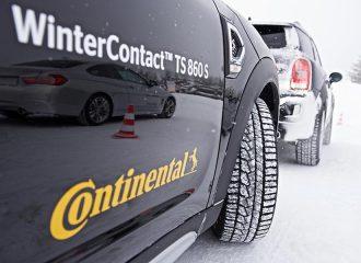 Νέο σπορ χειμερινό ελαστικό της Continental