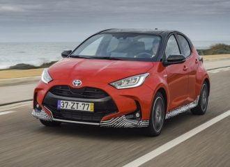 Οι επιδόσεις του νέου Toyota Yaris 1.5 λτ. Hybrid