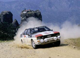 Η Audi γιορτάζει 40 χρόνια Quattro (+video)