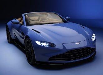 Κούκλα η νέα Aston Martin Vantage Roadster!