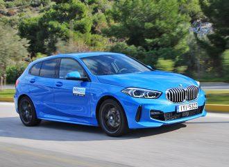 Δοκιμή BMW 116d Auto