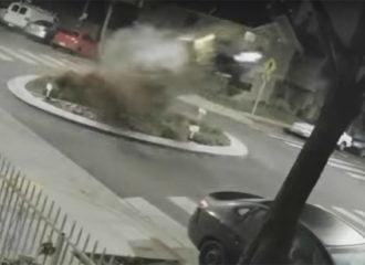 Γυναίκα οδηγός «απογείωσε» BMW M4 (+video)