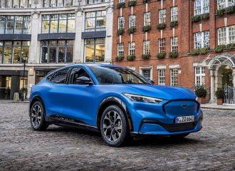 Ευρωπαϊκό ντεμπούτο για την Ford Mustang Mach-E