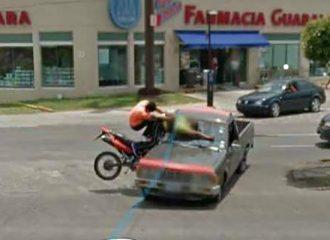 Τροχαίο ατύχημα μέσω Google Maps!