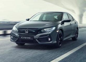 Οι τιμές του ανανεωμένου Honda Civic