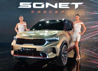 Νέο παγκόσμιο μικρό SUV Kia Sonet