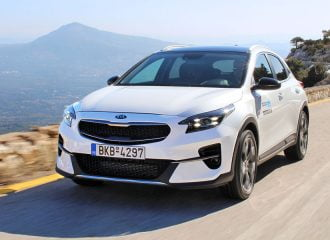 Δοκιμή Kia XCeed 1.4 T-GDi 140 hp (+video)