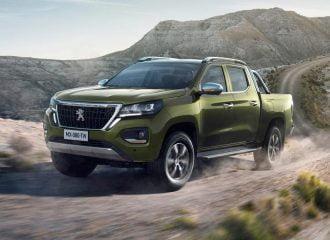 Νέο pickup Peugeot Landtrek