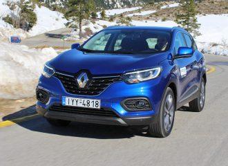 Δοκιμή Renault Kadjar 1.3 TCe 140 PS