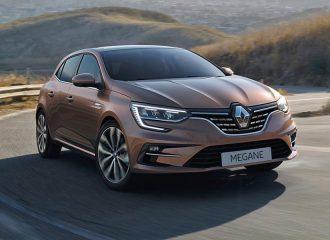 Νέο Renault Megane υβριδικό και 1.0 TCe