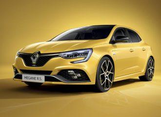 Νέα Renault Megane R.S. Line και R.S.