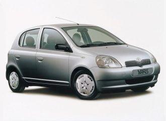 Ανάκληση σε Toyota Yaris, Starlet, Celica και RAV4