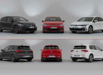 Ποιο νέο σπορ VW Golf; GTI, GTD ή GTE;