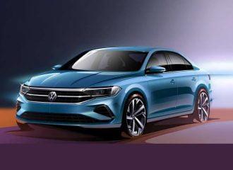 Νέο VW Polo Sedan με 550 λτ. χώρο αποσκευών