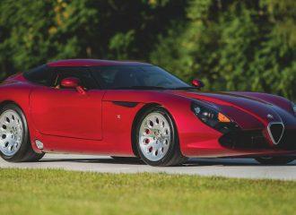 Μοναδική και «δηλητηριώδης» Alfa Romeo Viper