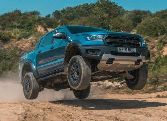 «Ψήνεται» Ford Ranger Raptor 710 ίππων!