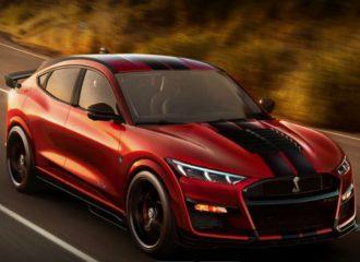 Η Ford σκέφτεται την ηλεκτρική Shelby Mustang