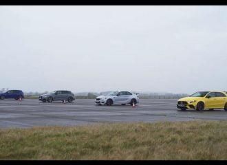 Η Mercedes-AMG A45 S «σαπίζει» τους συμπατριώτες της (+video)