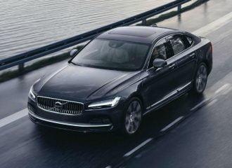 Προσεγμένη ανανέωση για τα Volvo S90/V90