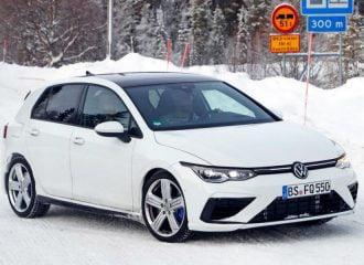 «Χιονοθύελλα» το νέο VW Golf R