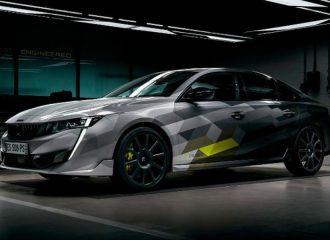 Νέο και πανίσχυρο Peugeot 508 Sport Engineered