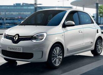 Νέο Renault Twingo Z.E. με 0-50 χλμ./ώρα σε 4 δλ.