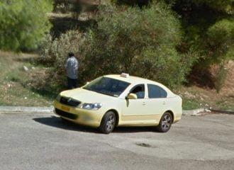 Ο πιο… άτυχος οδηγός ταξί είναι Έλληνας!