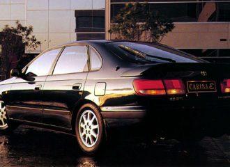Θυμάστε την Toyota Carina E 2.0 GTi;