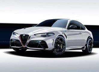 Θα κάψει καρδιές η Alfa Romeo Giulia GTA Coupe!