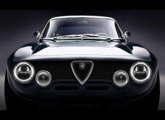 Καινούργια Alfa Romeo Giulia GT Junior με 518 HP!