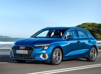 Αποκάλυψη του νέου Audi A3 Sportback