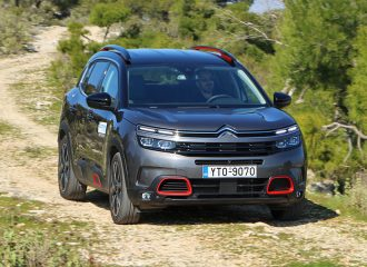Δοκιμή Citroen C5 Aircross 1.5 BlueHDi 130 EAT8