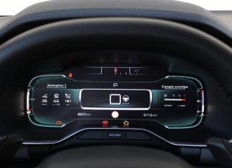 Το ψηφιακό ταμπλό του Citroen C5 Aircross