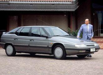 Γιατί το Citroen XM είχε το 13ο παράθυρο;