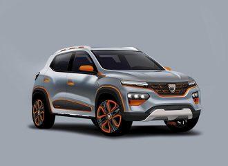 Dacia Spring Concept: Η ηλεκτρική εποχή της μάρκας!