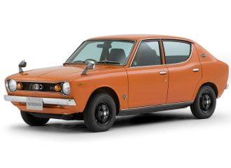 Ποια καινοτομία είχε το Datsun Cherry του 1970;
