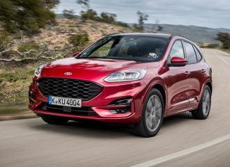 Κινητήρες και επιδόσεις του νέου Ford Kuga