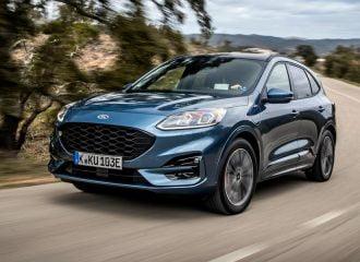 Το νέο Ford Kuga αποφεύγει τα χαντάκια