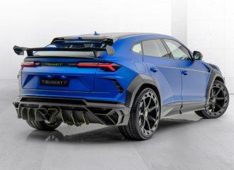 Extreme μεταμόρφωση σε Lamborghini Urus