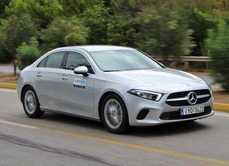 Δοκιμή Mercedes-Benz A 180 d Sedan (+video)