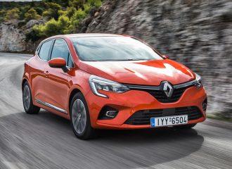 Νέο Renault Clio με υγραέριο LPG από 15.490 ευρώ