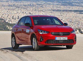 Δοκιμή Opel Corsa 1.2 Turbo 100 PS