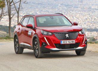 Δοκιμή Peugeot 2008 1.5 BlueHDi 130 EAT8