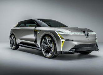 Νέο Renault Morphoz με μεταβαλλόμενο μήκος