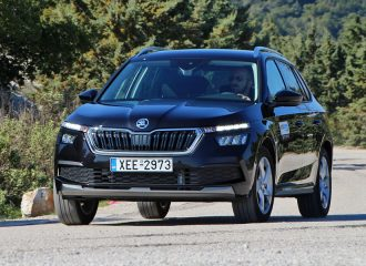 Δοκιμή Skoda Kamiq 1.5 TSI ACT 150 PS DSG