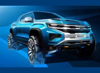Νέο VW Amarok με άκρως δυναμική εμφάνιση