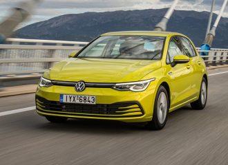1.000 χιλιόμετρα με το νέο VW Golf